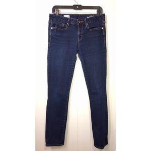 GAP 1969 Always Skinny Navy Jeans 28R